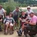 Un peu de fraîcheur à l'étang de Pombonne, sortie du 27 juin